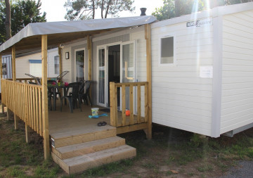 Mobil-home LOUISIANE Corail L20086