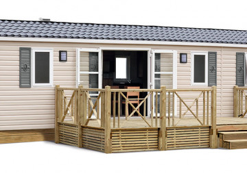 Mobil-home RAPIDHOME Elite 100 3Ch 2S R7571