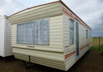 Mobil-home WILLERBY 28/10 P W18952