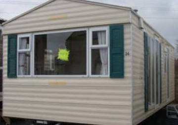Mobil-home WILLERBY Lodge 25/10 W681