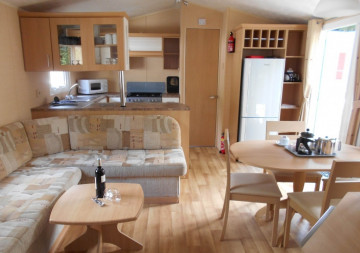 Mobil-home WILLERBY Villa Deluxe 2ch W8983